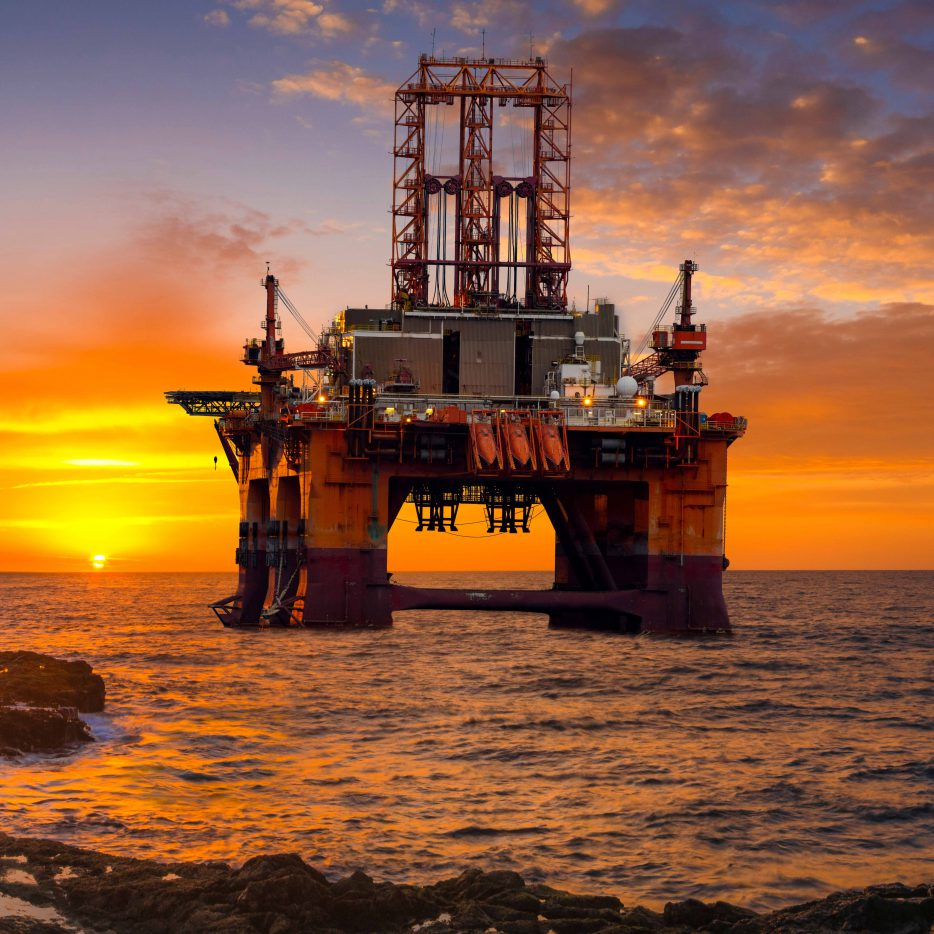 Offshore-Industrie