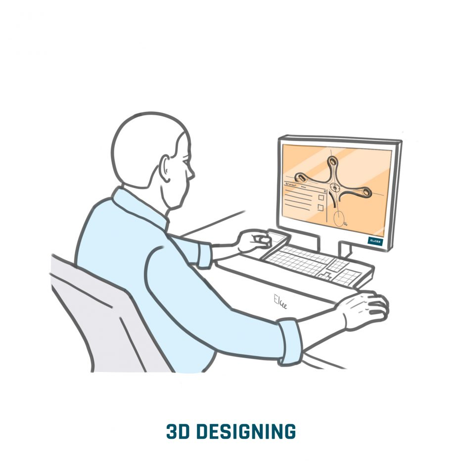 3d-Entwurf