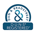 Dun & Bradstreet-Zertifikat