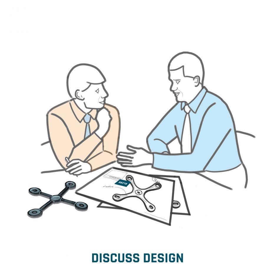 Design besprechen