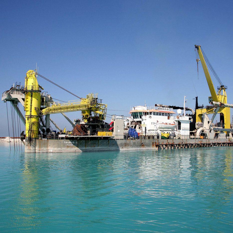 Schiffsbau - marine