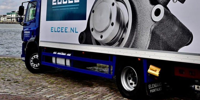 Fahrzeug von ELCEE
