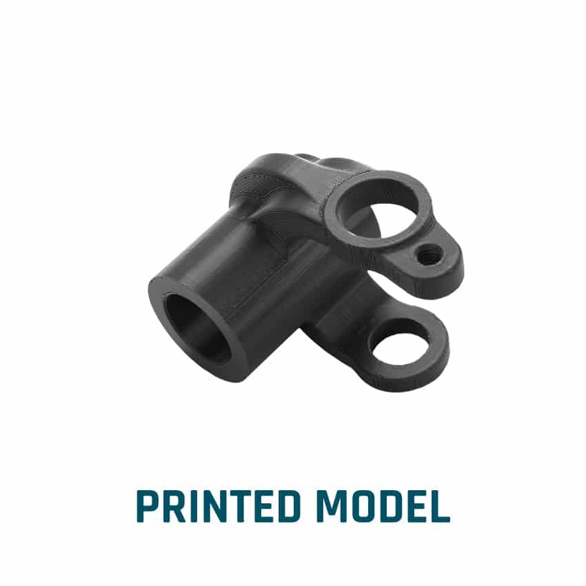Printed model ELCEE