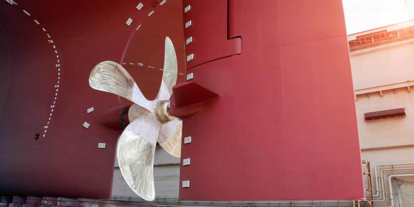 Verbundwerkstoff-Lager in Schiffsantriebsanlagen