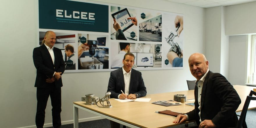 Marco Barendse Landesdirektor ELCEE Niederlande